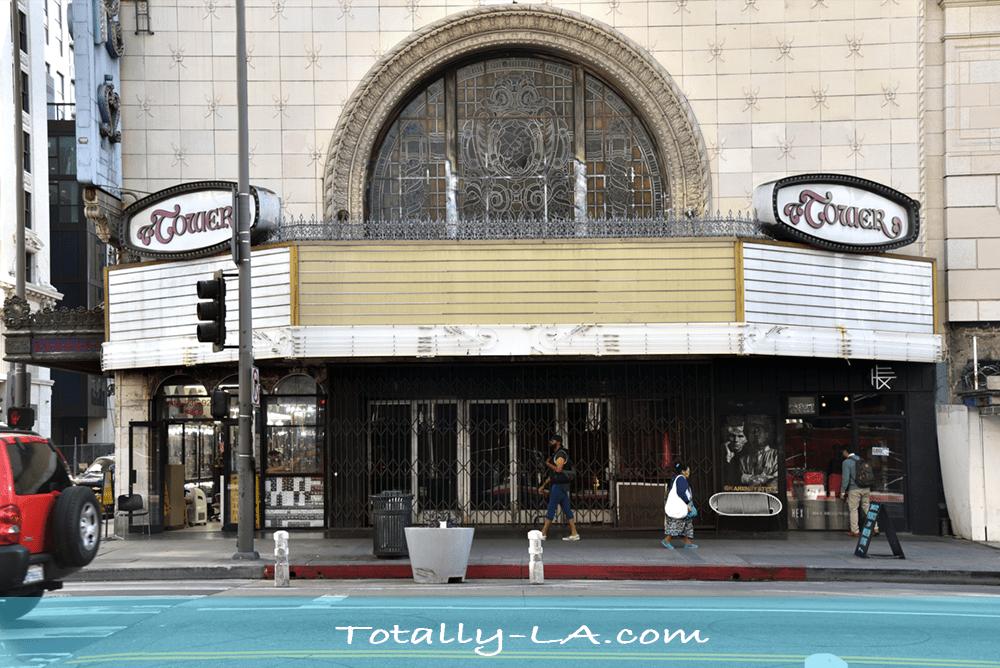 Broadway theatre district