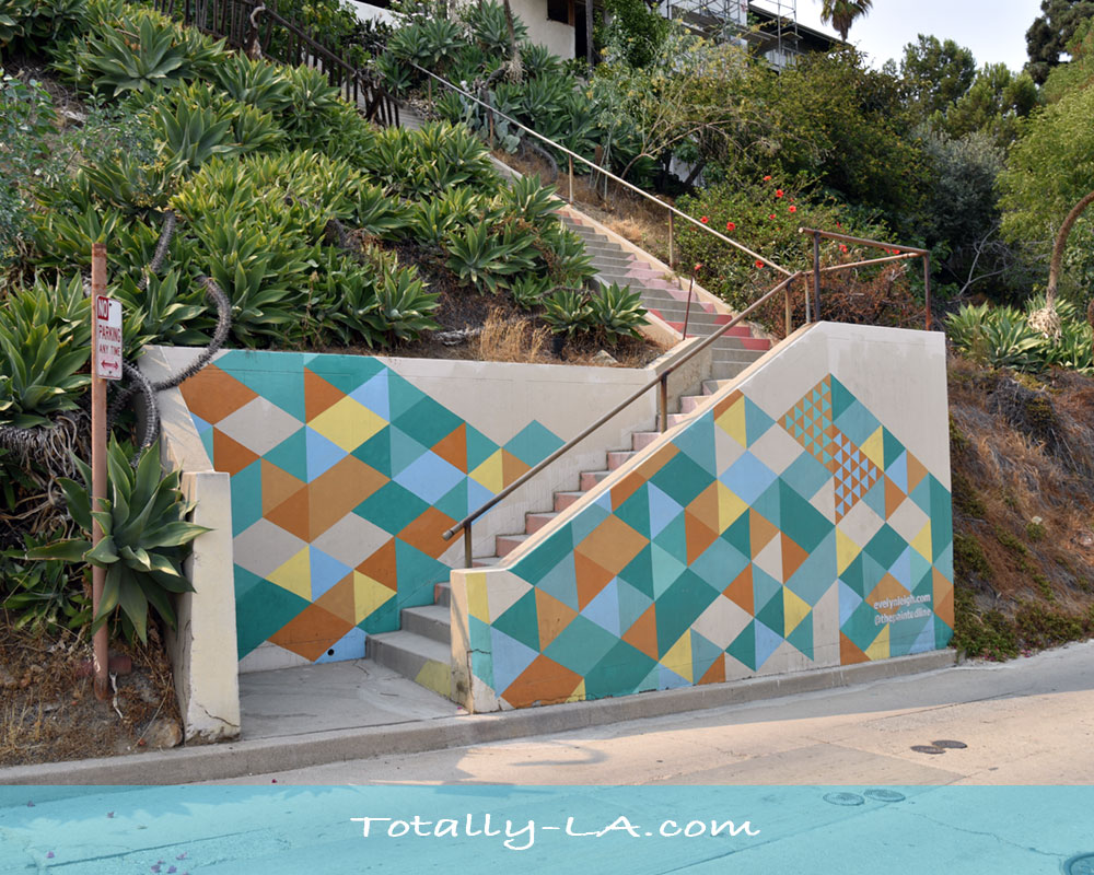 LA Secret Stairs