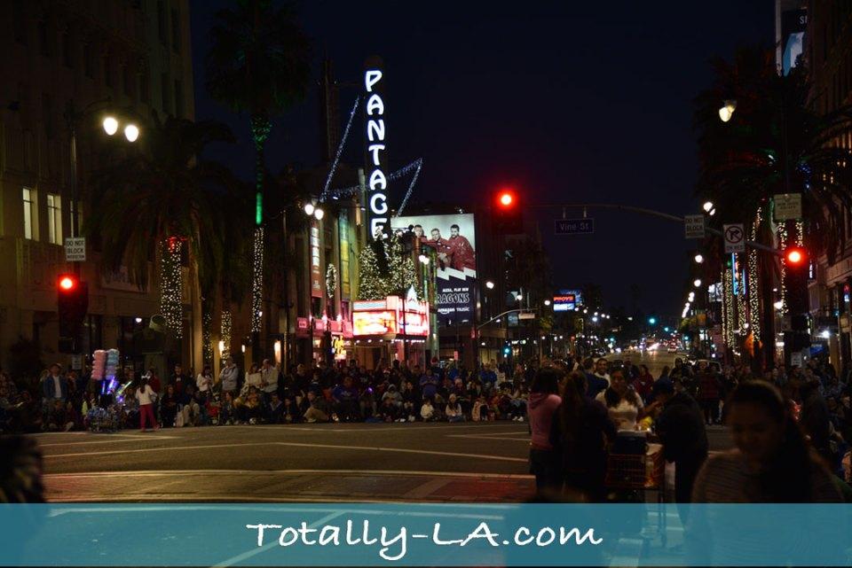 Hollywood Christmas Parade 2018
