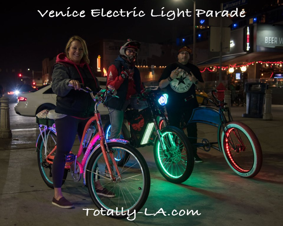 Electric Light Parade
