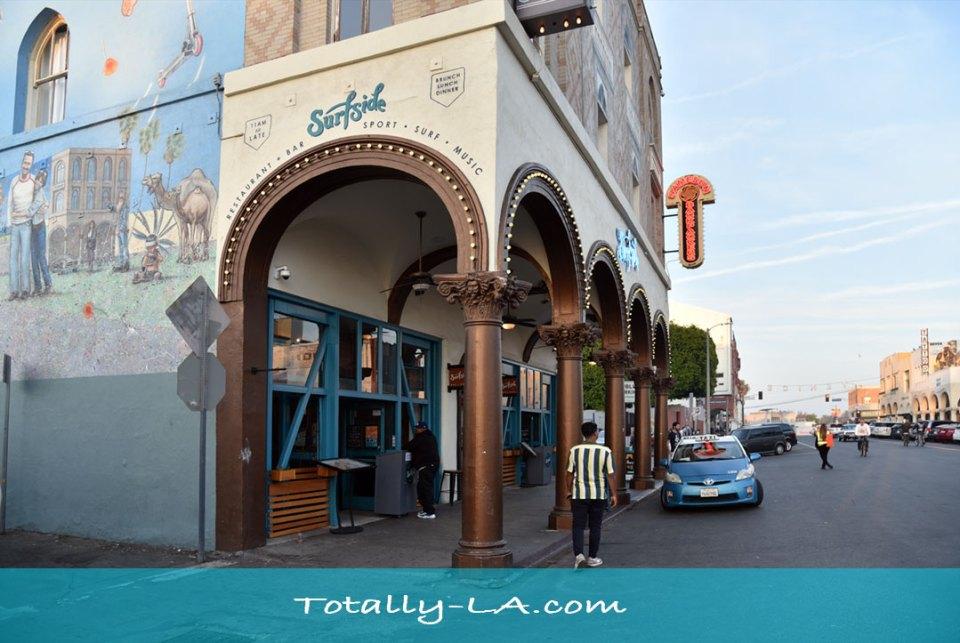 Venice Boardwalk Restaurants