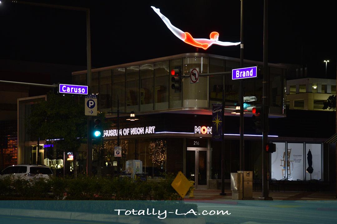 Neon art museum