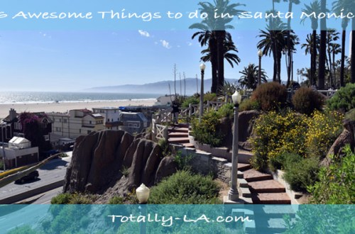 Santa Monica Attractions