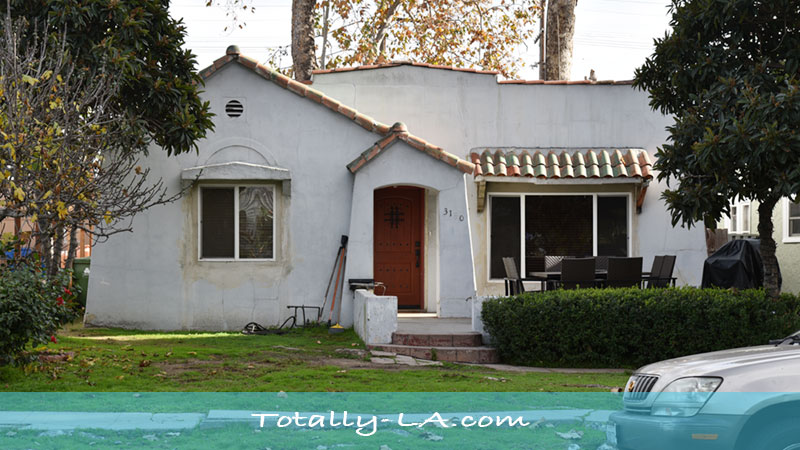Judy Garlands First LA HOme