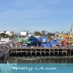 Coronavirus and the Santa Monica Pier – Pictorial