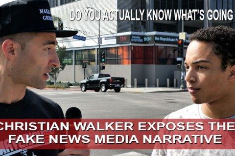 Christian Walker Interview