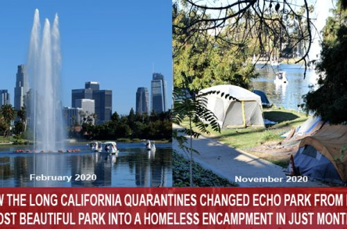 Echo Park Homeless