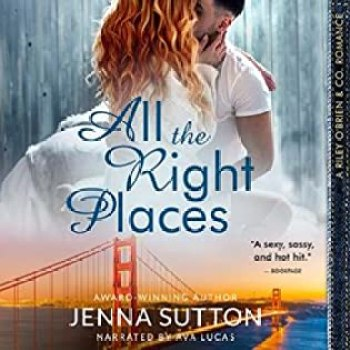 Book Review: All The Right Places by Jenna Sutton
