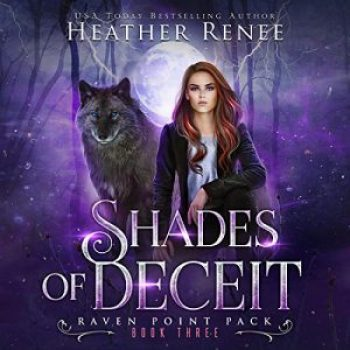 Audio Book Review: Shades of Deceit by Heather Renee