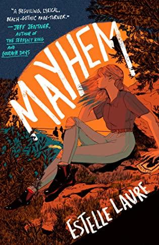 Blog Tour :Mayhem by Estelle Laure