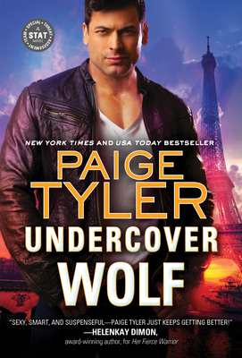 Spotlight Tour: Undercover Wolf by Paige Tyler