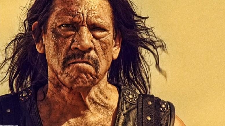 Danny Trejo as Machete