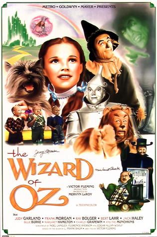 wizard of oz totally collectible
