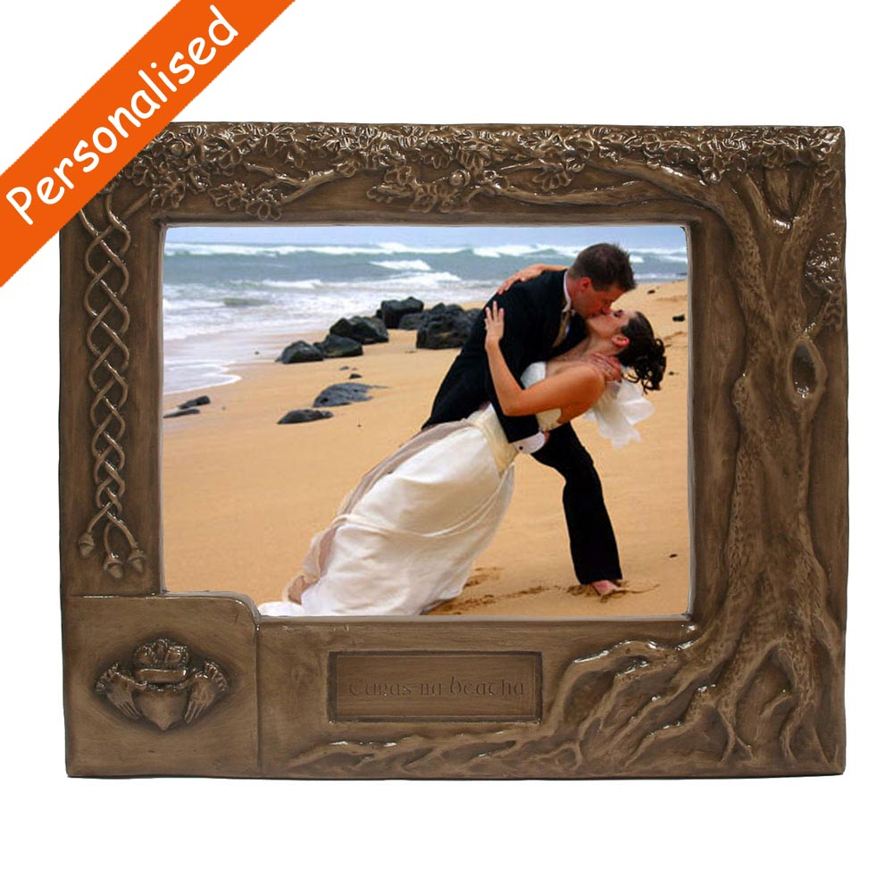 photo frame gift Valentines day ideas for him