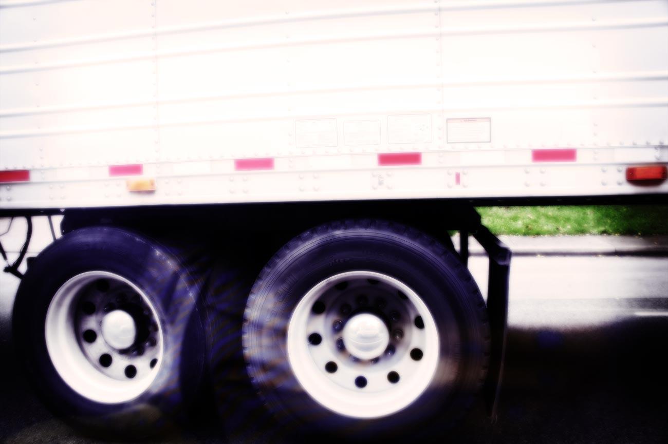 Big wheels keep on turnin'