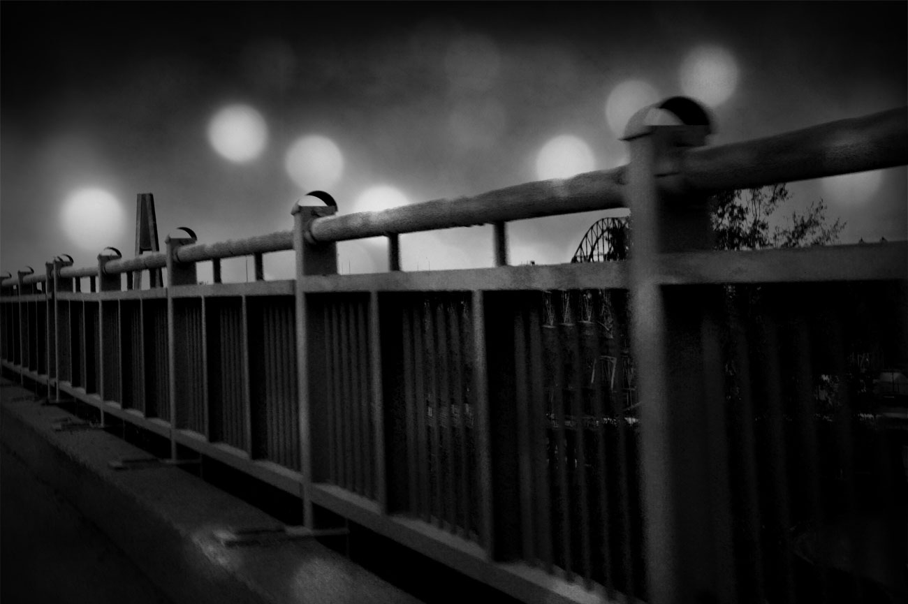 Bridge Bokeh