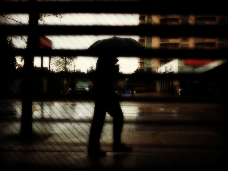 Rain, Rain, Go Away..