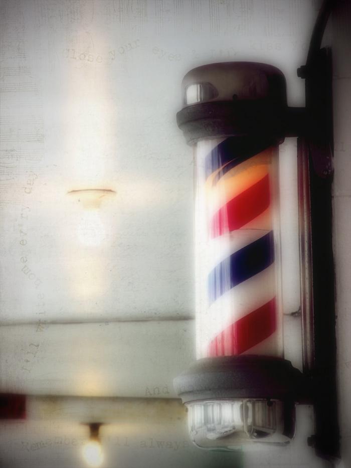 Barber!
