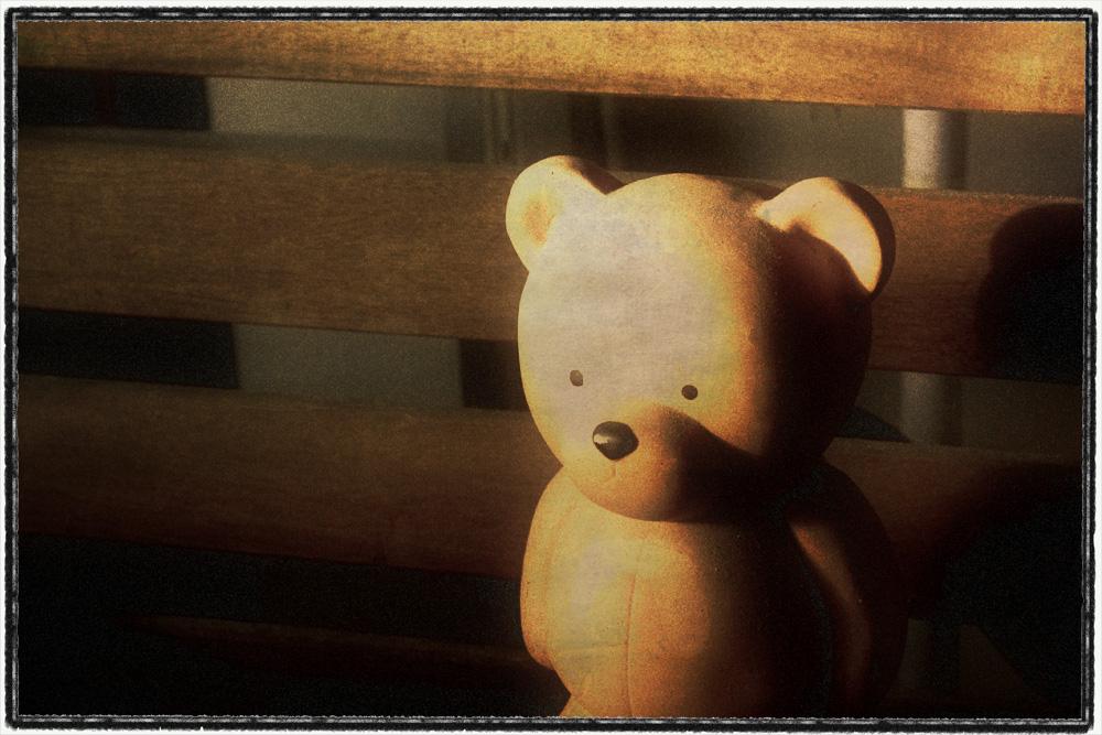 the devil stole my teddy bear