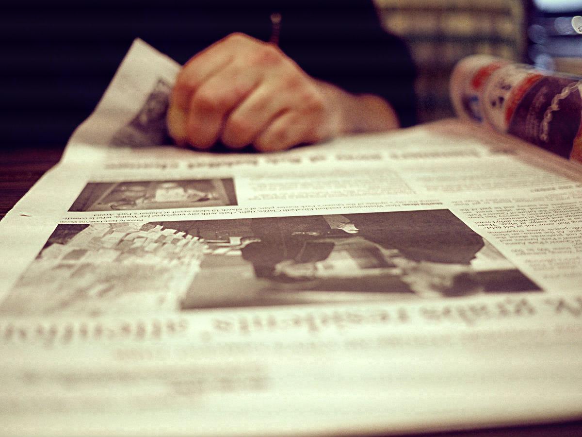Sunday Paper