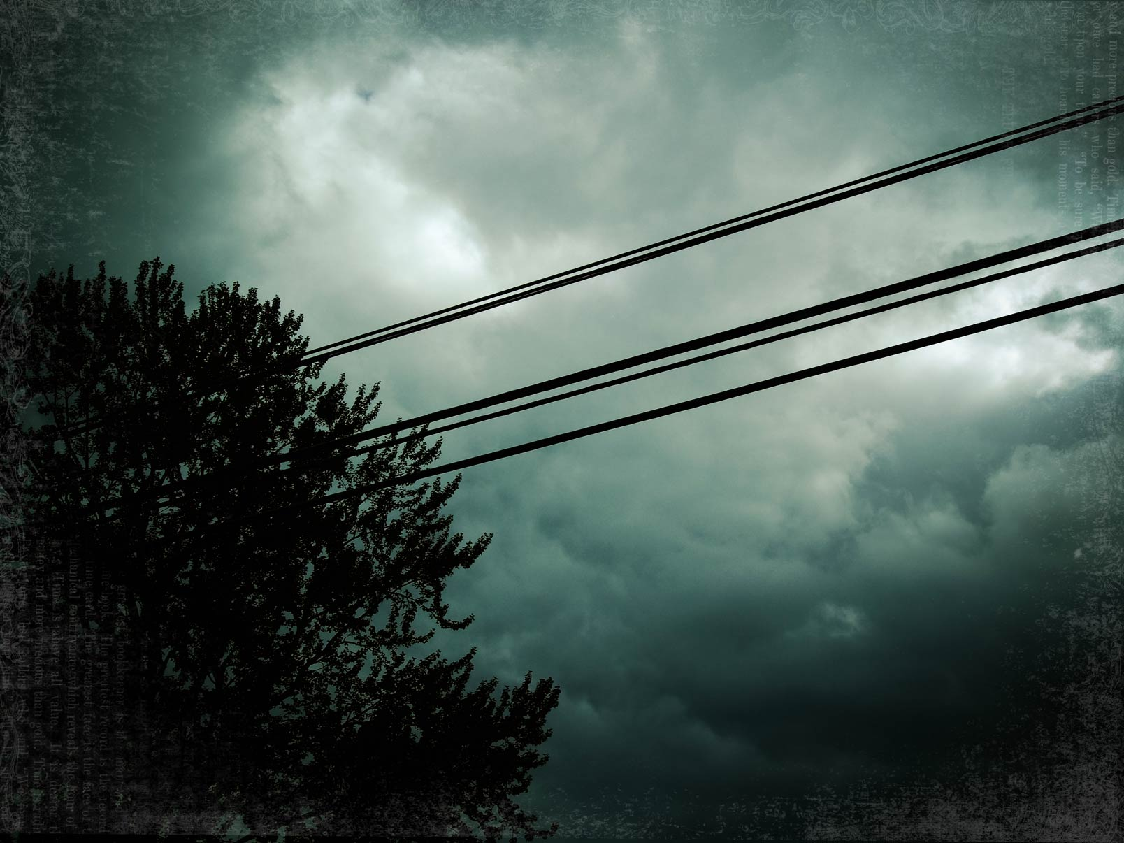 Something Wicked This Way Comes…
