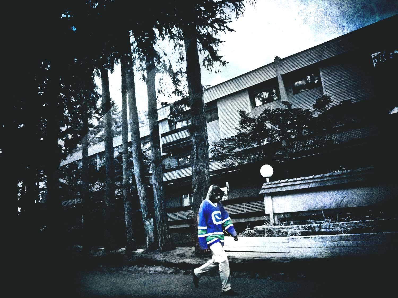 The Hockey Blues