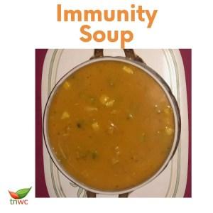 Immunity Soup Recipe