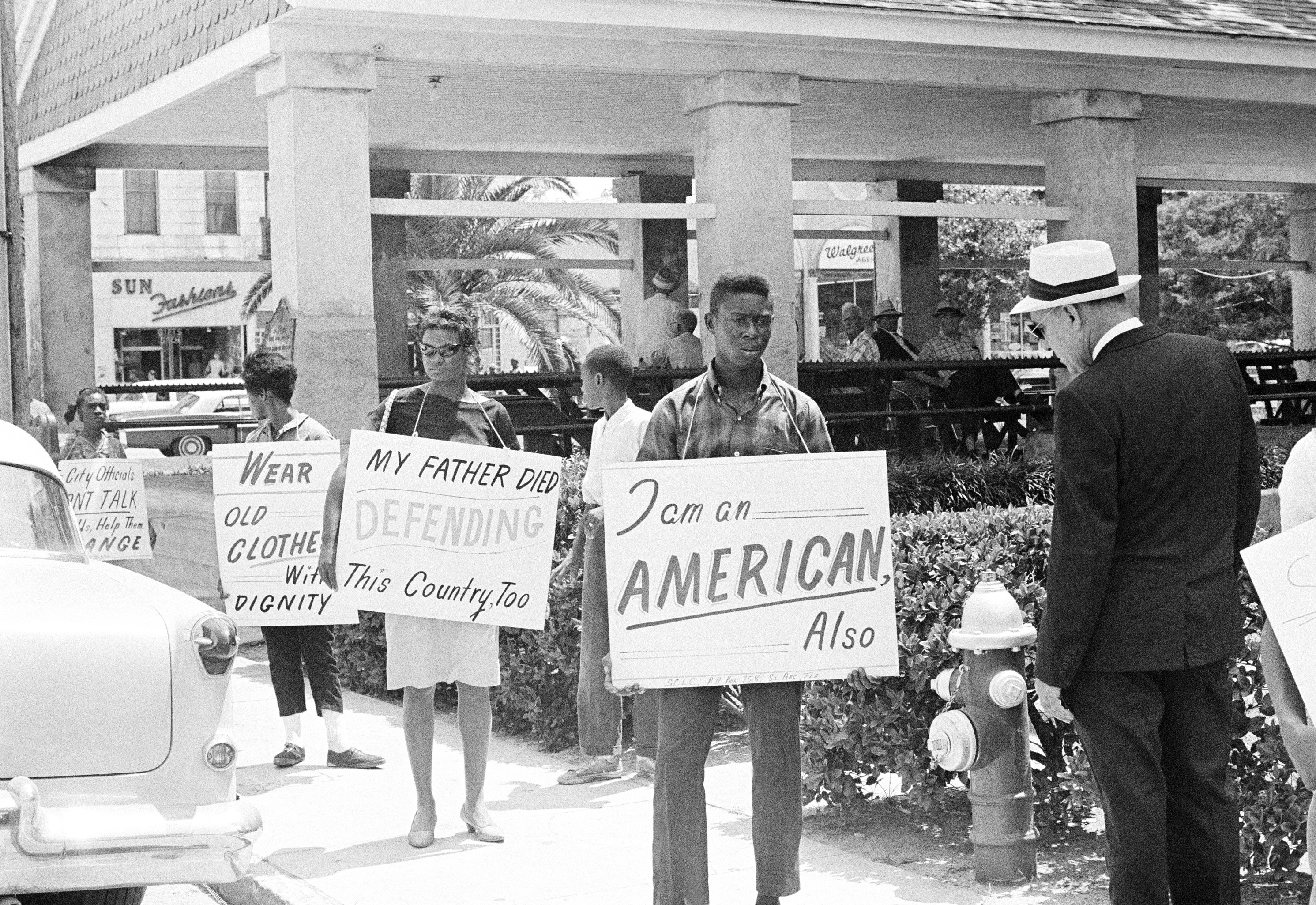 Photos Martin Luther King Jr In St Augustine
