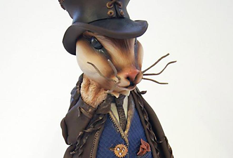 lewis the steampunk rabbit totally sugar
