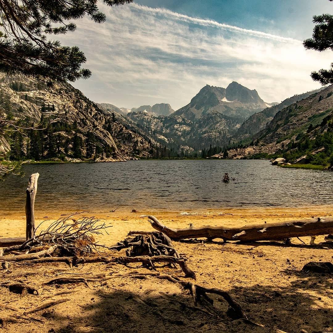 Barney Lake.