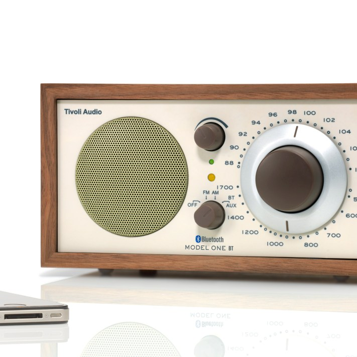 Tivoli Model One BT Walnut/beige