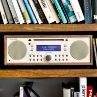 Tivoli Audio Music System in walnut from Totally Wired
