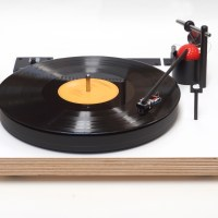 Simplex2 turntable by Well Tempered at Totally Wired
