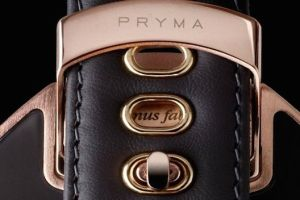 Pryma headphones in Rose Gold from Totally Wired