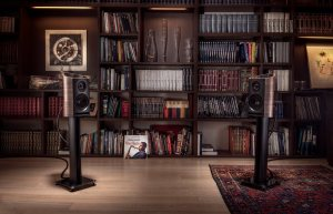 Sonus faber Venere speakers at Totally Wired