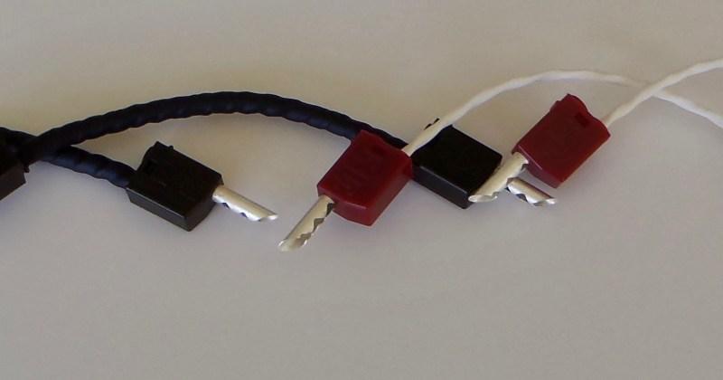 Klei Qflow7 Bi Wire Jumper Cables Amp New Classic Harmony