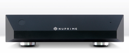 Nuprime ST10 audio stereo power amplifier at Totally Wired