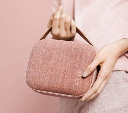 Vifa Helsinki#vifaofficial in Dusty Rose at Totally Wired