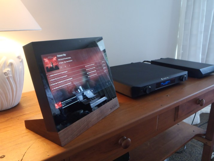 Nativ Vita, Nuprime Evolution DAC/preamplifier @totallywired.nz
