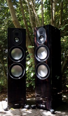Monitor God 5G 300 speakers @totallywired.nz