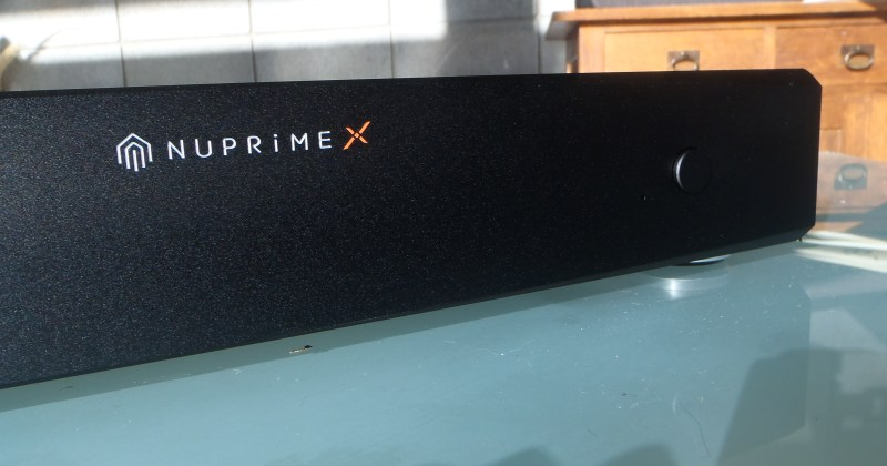 NuPrime MCX-2 amplifier @totallywired