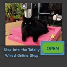Buy online @totallywirednz