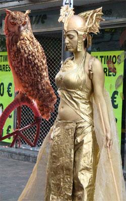 Dina Bousselham entra en campaña Leganés