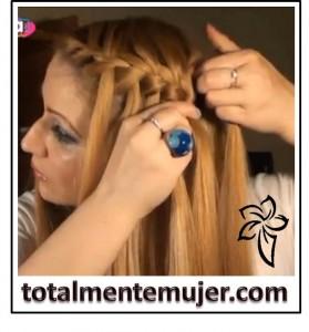 peinados faciles e impresionantes