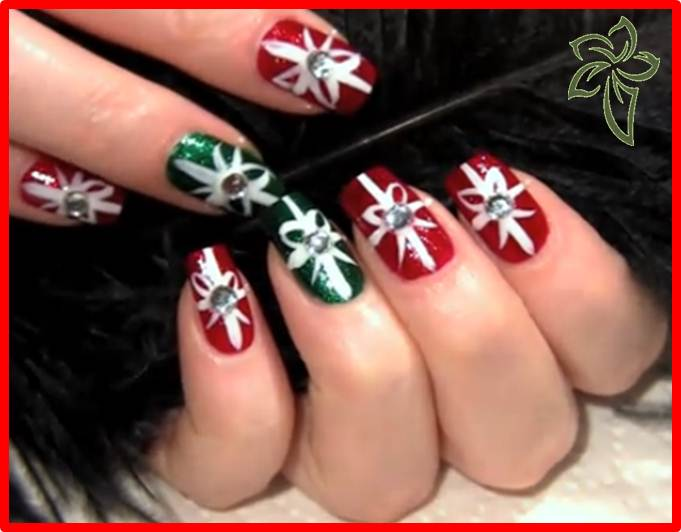 Totalmente Mujeruñas navideñas decoradas con esmalte - Totalmente Mujer