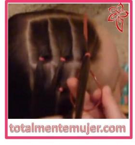 peinados de corazon
