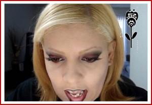 como maquillarte en halloween