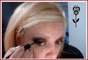 maquillaje noche de brujas