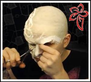 makeup halloween freddy krueger