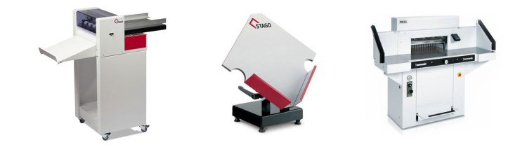 Specialist Suppliers of Print Finishing Equipment in the UK